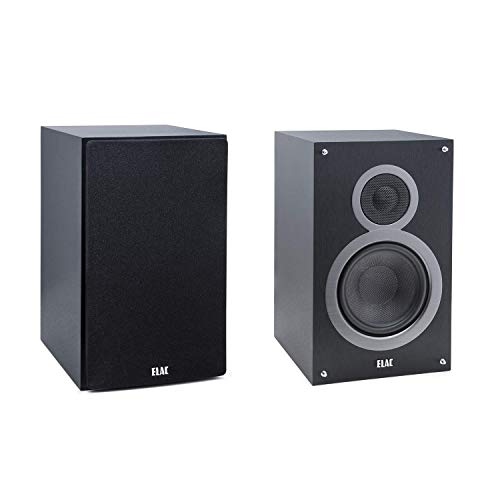 "ELAC B6 Debut Series 6.5"" Bookshelf Speakers"