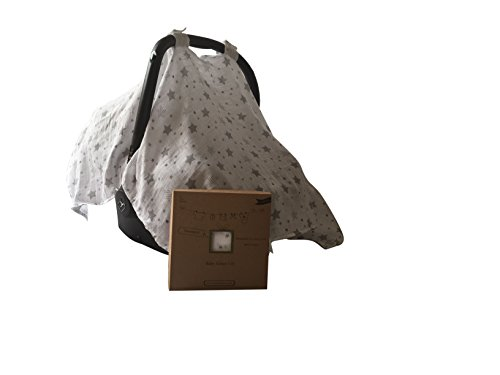 Review Baby Car Seat Covers - Baby Gifts - Baby Seat Canopy Cover - Beautiful design