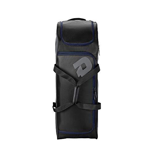 DeMarini Momentum Wheeled Bag 2.0 Series - Navy
