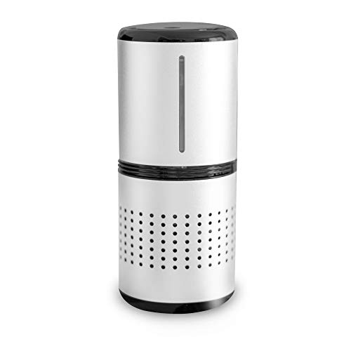 CONVENIC Travel Size Air Purifiers - Portable Air Purifier with HEPA Filter - 2-in-1 Ultrasonic...