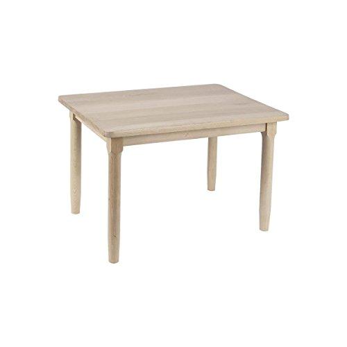 AUBRY GASPARD NTE 1120 Table Enfant en hêtre Brut