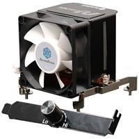 Silverstone SST-NT05 - Ventilador de PC (Procesador, Enfriador, Socket 754,Socket 939,Socket 940, 7 cm, 46,86 dB, Negro)