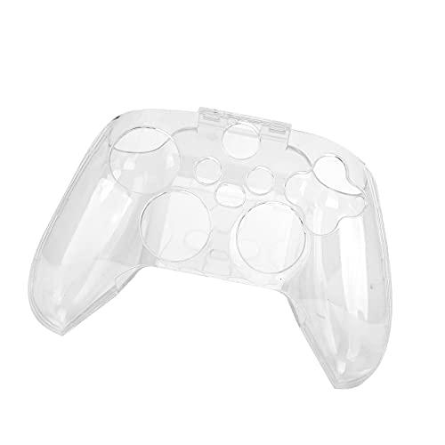 CUTULAMO Cubierta para Gamepad, Material para PC Fácil de Instalar y descargar Instalación a presión Reduce el Impacto y el Desgaste Carcasa Protectora del Mango para Controladores S/x