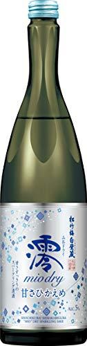 MIO Sparkling Sake Dry (750 ml)