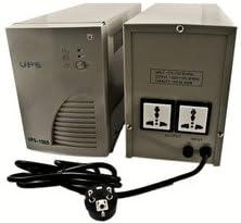 VUPS-1000 Uninterruptible Power Supply UPS Power Backup System 1000 Watt for 220/240 Volt Countries