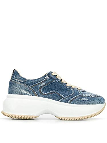 Hogan Luxury Fashion Donna HXW4350BP20JDLU803 Blu Sneakers | Primavera Estate 20