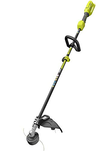 "Ryobi 40-Volt Baretool Lithium-Ion Cordless Expand-it Attachment Capable String Trimmer, 2019 Model RY40250 with 13-15"" Cutting Swath, Li-Ion 40v (Battery and Charger Not Included) (Renewed)"