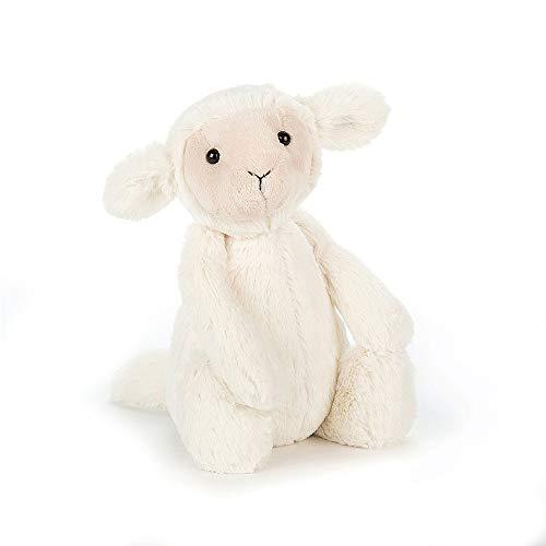 Jellycat Bashful Lamm Kuscheltier Stofftier Plüsch - mittelgross - 31cm - Lamb