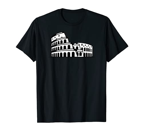 Il Colosseom, The Colosseum, Amphitheatrum Flavium, Rome T-Shirt