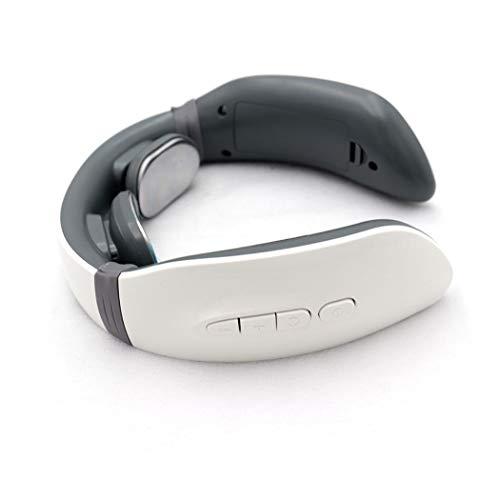 Cervical Massager, Smart Portable Cervical Massage, 5 Modes Smart Deep Tissue Trigger Point Massage (USB Powered)