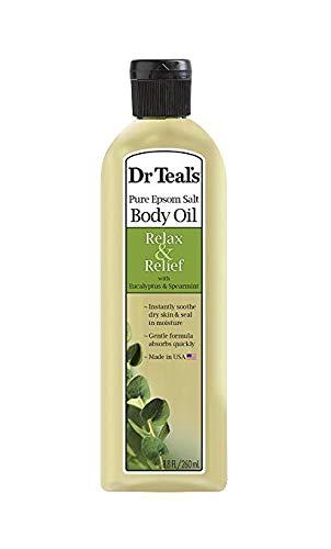 Dr. Teal's Epsom Salt Eucalyptus an…