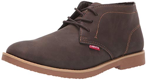 Levi's Mens Sonoma Wax NB TB Fashion Casual Ankle Boot, Brown, 10 M