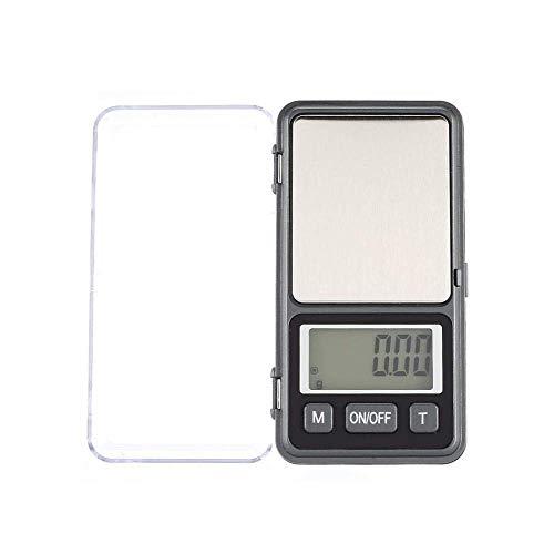 Keuken Thuis Multifunctionele Weegschalen Mini Digitale Zakweegschaal 200G 0.01G Precisie G/Ct/Oz/Tl/Cn Gewichtsmeting voor Keukenjuwelen Apotheek Weegschaal