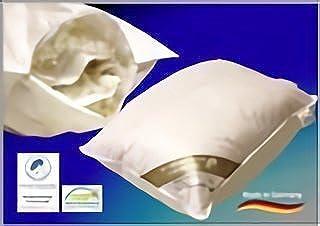 Betten Hofmann ドイツ製洗える安眠枕 63x43㎝ プレミアム三層構造