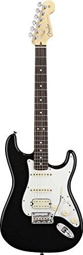 Fender American Standard Stratocaster HSS, Rosewood Fingerboard - Black