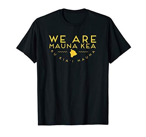 WE ARE Mauna Kea T-Shirt