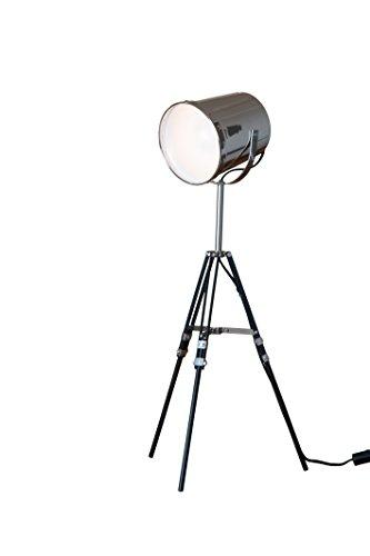 Grundig Theater-Tischlampe auf stativständer, 64 cm 727813