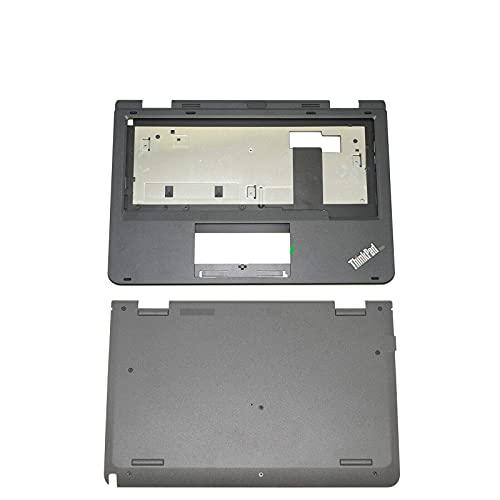 ZGQA-GQA Nuevo reemplazo para Lenovo Thinkpad Yoga 11E 5th Gen Palmrest KB Bezel + Bottom Case Base (Color : Default)