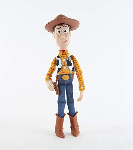 Sheriff Woody Deluxe Pull-String Action Figure