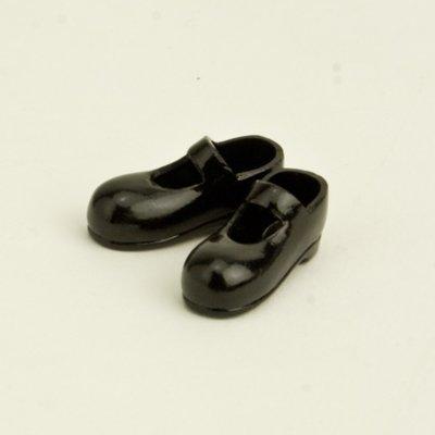Obitsu 11cm Band schwarz mit Schuhmagnet