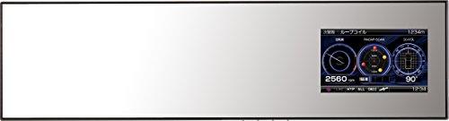 コムテック レーダー探知機 ZERO 502M 無料データ更新 移動式オービス/小型オービス/ゾーン30対応 ミラー型...