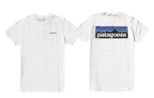 PATAGONIA パタゴニア P-6 ロゴ レスポンシビリティー メンズ Tシャツ P-6 LOGO RESPONSIBILI-TEE WHI WHIT...
