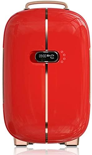 Mini refrigerador de belleza, 13 litros, maquillaje profesional, refrigerador para el cuidado de la piel, gabinete de enfriamiento cosmético, refrigerador portátil de bajo ruido, regalos para mujeres