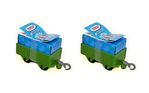 Thomas & Friends Trackmaster Mini Engine Blind Box – Bundle of 2 Blind Boxes