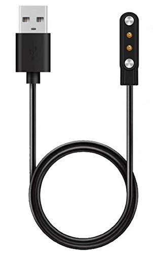 System-S Estación de carga USB para reloj inteligente Xiaomi Haylou Solar 100 cm