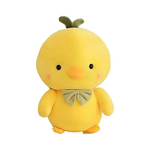 POOMALL Plüsch-Spielzeug Puppe Plüschtiere Kuschel Bildung Figürchen Spielzeug-Plüsch-Puppe, Kleine gelbe Huhnschätzchen Figurine Plüschtier Ragdoll kleines Kind Schlaf Appease Puppe Schöne So Soft Be
