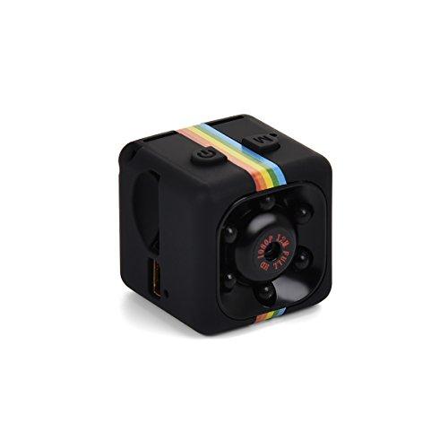 günstig Funkprofi Minikamera, 1080P Full HD Sport Mini DV Mini 12 Megapixel CCTV Kamera… Vergleich im Deutschland