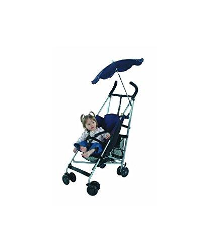 Baby Sun Nursery Ombrelle Triple flexible Easy Clip Marine