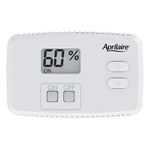 %18 OFF! Aprilaire 76 Digital Dehumidifier Control, White