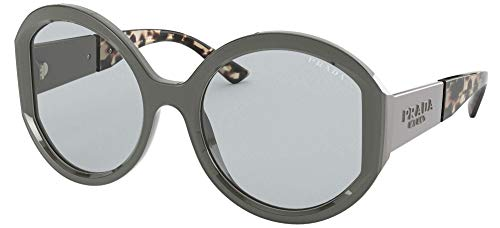 Prada Gafas de Sol MONOCHROME PR 22XS Grey/Light Grey 55/20/140 mujer