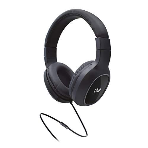 Headphone Bass GO I2GO 1,2m Com Microfone Preto - I2GO Plus