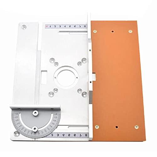 OWENRYIN 245X240X8mm Router Tisch...