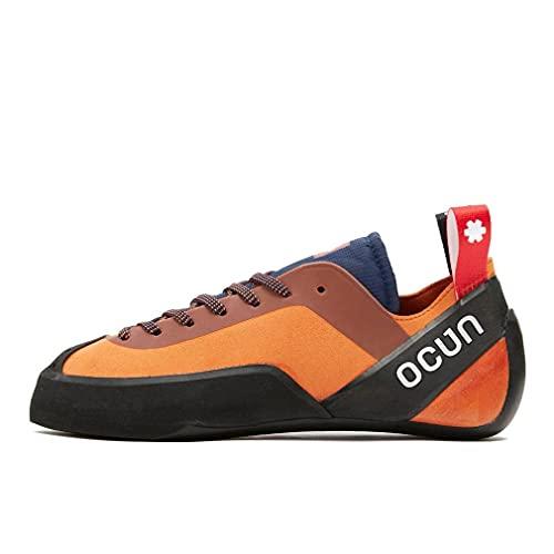 Ocun Crest LU Kletterschuhe gelb Schuhgröße UK 6 | EU 39 2021 Boulderschuhe