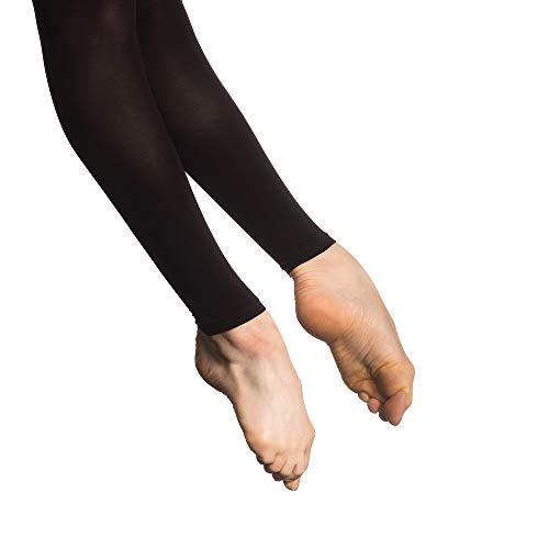 Footless Professional - Mallas de ballet de baile