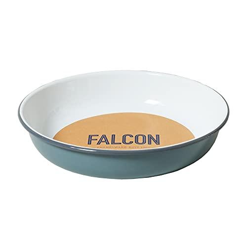 Falcon Enamelware - Insalatiera media Pigeon Grey