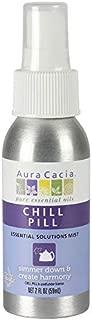 Aura Cacia - Chill Pill Essential Oil Mist  Pure Essential Oils   2 fl. oz.