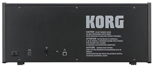 KORGアナログモノフォニックシンセサイザーMS-20miniMIDIIN/USB端子搭載パッチケーブル付属