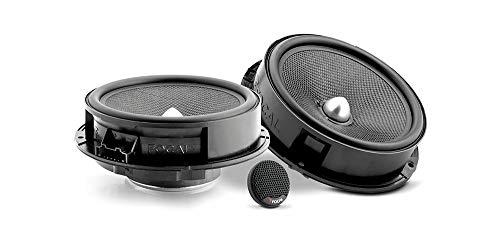 Focal IS165VW   16cm 2-Wege Lautsprecher System für Golf 6/7, Passat, Polo, Seat, Skoda etc.