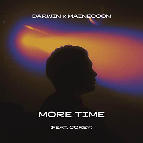 Darwin & Mainecoon feat. Corey
