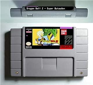 Value-Smart-Toys - Dragon Ball Z - Super Butouden - Action Game Cartridge US Version
