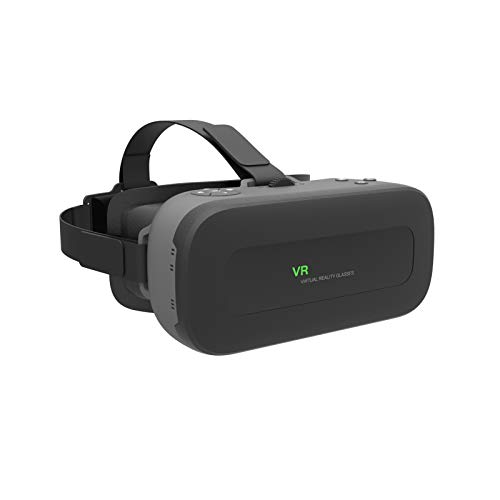LBWT Lightweight Smart VR All-in-one Machine Glasses, Home 3D Virtual Reality Cinema, No Cell Phone Needed, Family Leisure, Games/Movies/Learning, Gifts