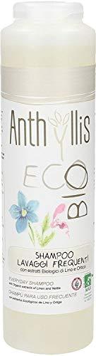 Anthyllis Shampooing Usage Fréquent Eco – 6 boîtes de 250 ml – Total : 1500 ml
