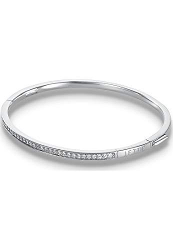 JETTE Silver Damen-Armreif 925er Silber 32 Zirkonia One Size 85615475