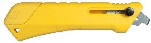 Stanley Spezialmesser (für Kunststoff und Laminat, 145 mm Länge, Klingenmagazin im Handgriff) STHT0-10192