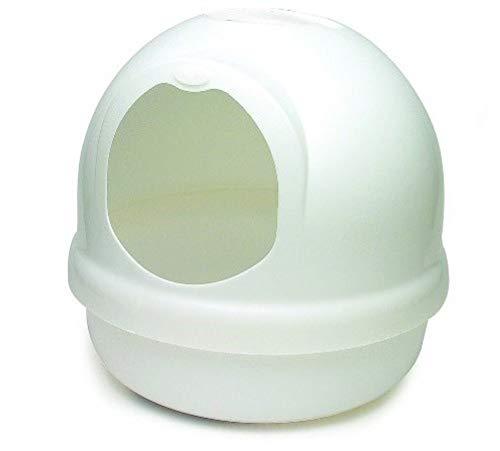 Petmate Booda Dome Litter Box, white