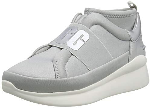 UGG Damen Neutra Schuh, Silber, 37 EU